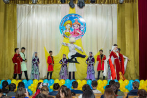 VII Фестиваль «Здравствуй друг!»,  посвященый дню Духовного согласия прошел недавно в городе Рудном